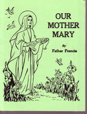 Marian Apparition Coloring Books