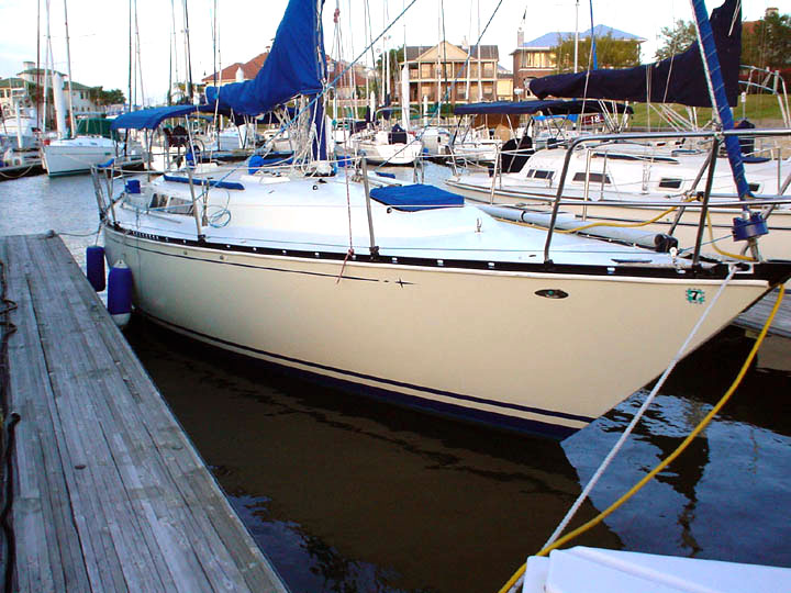 "Ideal Classic Sail Boat 1979 C&C 36 ""SELAH"". Click on photo for large image"