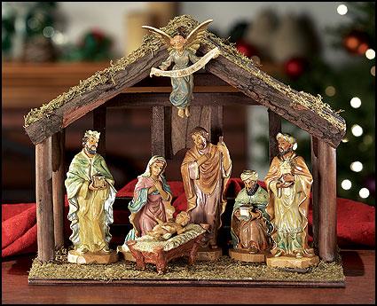 Nativities Nativity Christmas