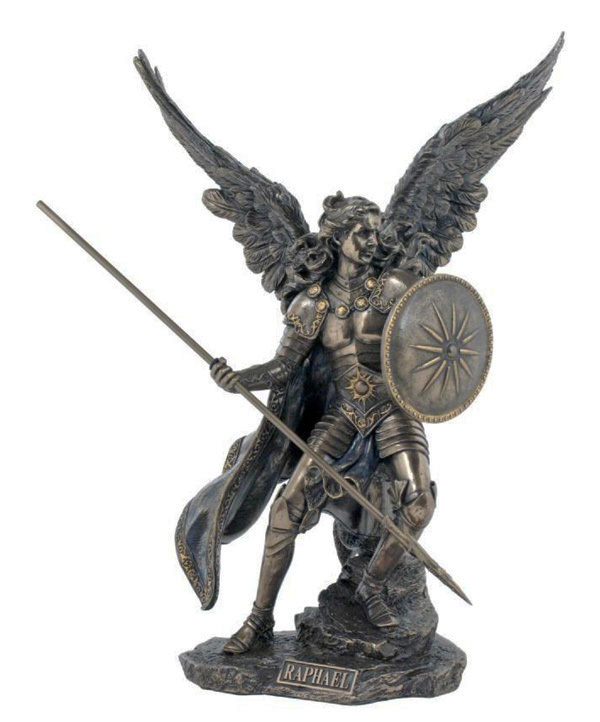 "Saint Raphael The Archangel 61"" Statue"
