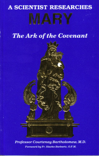 A Scientist Researches Mary - Ark Of The Covenant (Soft Cover)