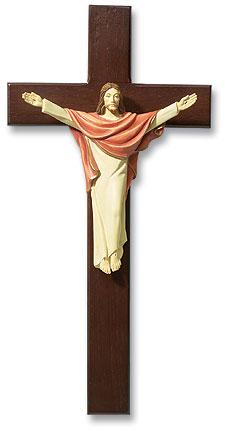 Risen christ crucifix - Exterior church crosses for sale ...