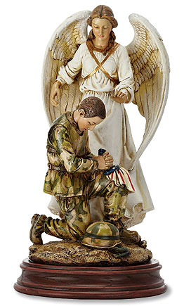 armed forces religious supply medals holy bears prayer