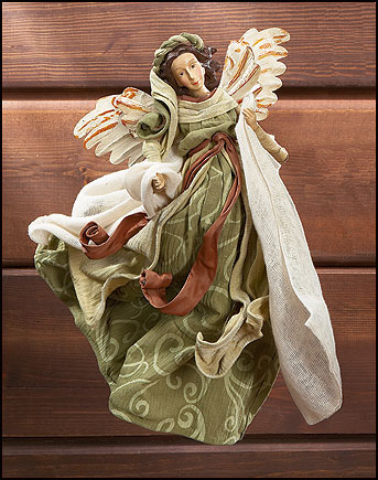 flying angel figurine - Christmas Angel Figurines