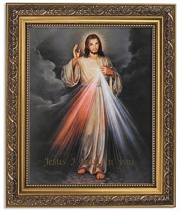 Divine Mercy Items
