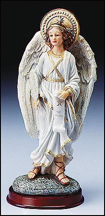 St Gabriel Statue