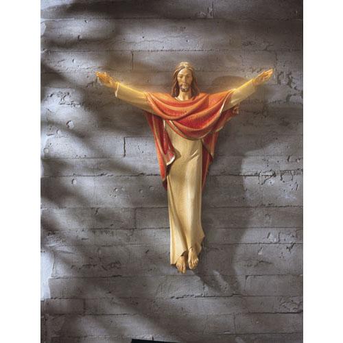36 Quot Risen Christ Statue