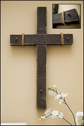 36 Quot Wall Cross