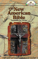 Catholic Bible on CDs and DVD - New American Bible