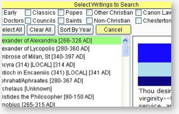 Catholic Faith Database Theology