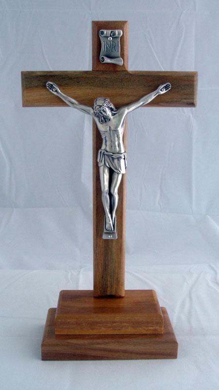 Standing Crucifix