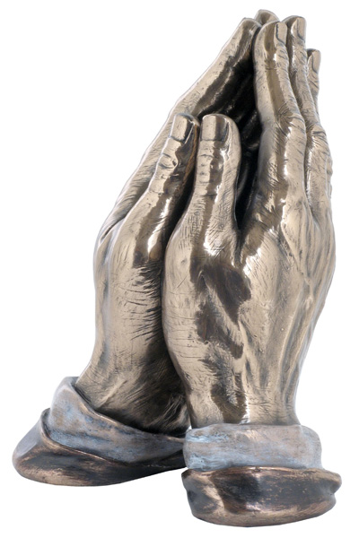 Praying Hands From The Veronese Series Statue