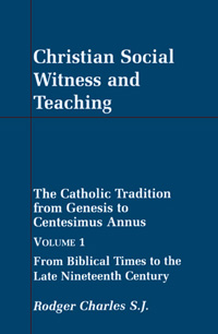 Christian Social Witness (New Churchs Teaching Series)