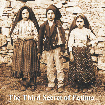 The Third Secret of Fatima - Audio CD