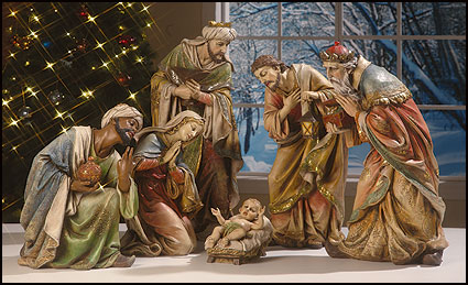 Nativity Statues Section 2