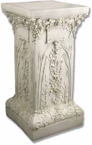 Ivy Pedestal 37 For Statues