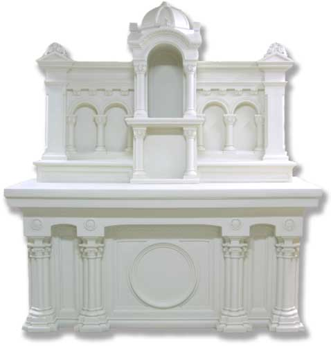 Wedding Altar Prices: Altar Grand 75 (Top & Bottom)