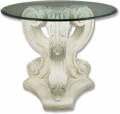ACANTHUS LEAF TABLE BASE : dtF9303 from www.marianland.com size 500 x 475 jpeg 12kB