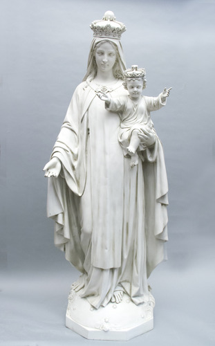 Our Lady Of Mt Carmel 5 Feet Statue