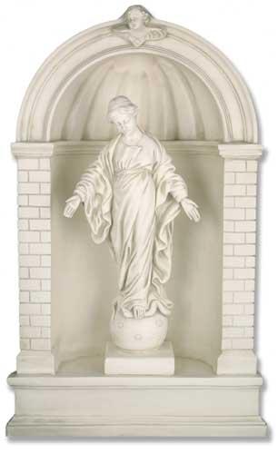 Med Shrine For 24 Quot 26 Quot Statues