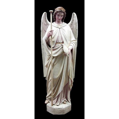 """St Raphael Archangel Statue: Saint Raphael The Archangel 61"""" Statue"""