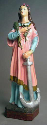 St Philomena Statue Catholic Statues Of Saints