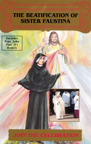 Beatification of Sister Faustina