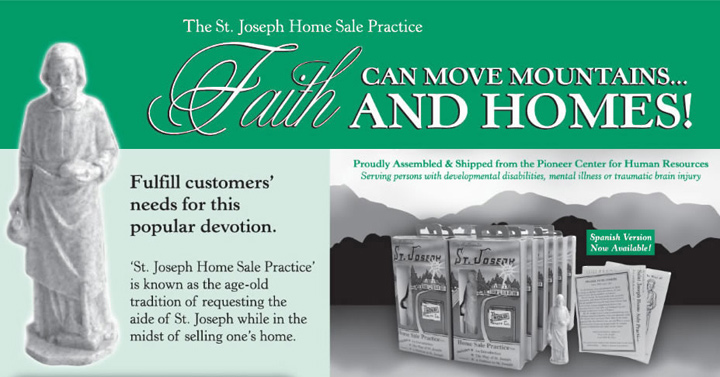 st joseph home sale practice statues of st joseph. Black Bedroom Furniture Sets. Home Design Ideas