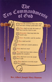 Gallery For gt The Ten Commandments Catholic