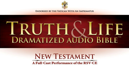 Truth & Life Dramatized Audio Bible on CD