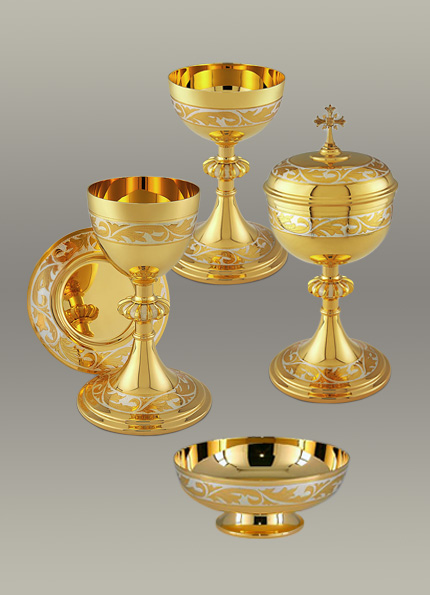 Chalice And Ciborium Sets