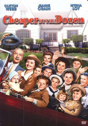 Cheaper By the Dozen by Frank B. Gilbreth, Jr. and Ernestine Gilbreth ...