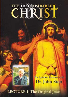 the incomparable christ john stott pdf